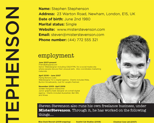 How to Quickly and Cheaply Re-Design Your Resume so it Looks Amazing