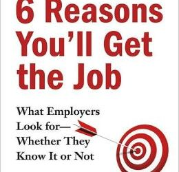 [BOOK REVIEW] The 6 Reasons You'll Get the Job