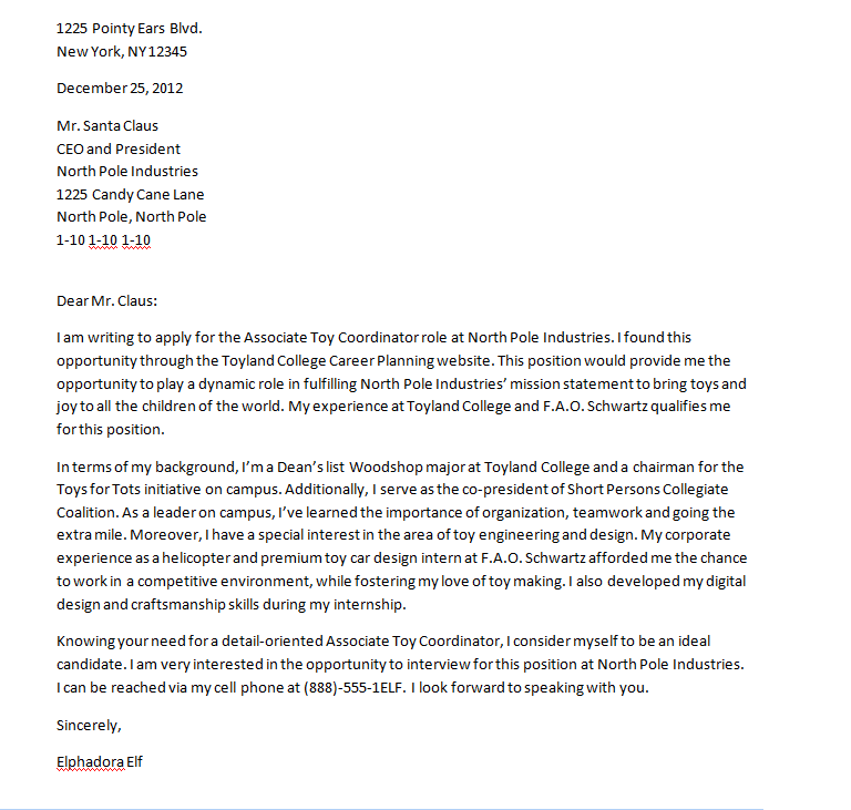 Job Letter Sample To Employer Sample Letter Of Recommendation From Employer Hire Me Santa 171; Career Development Blog