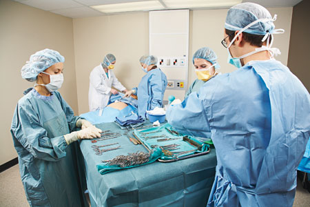 Medical-Surgical Nursing Exam for Perioperative Nursing