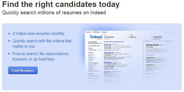 LinkedIn vs Monster vs Indeed For Employers, Which Job