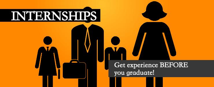 resume internship experience