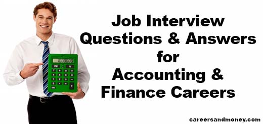 finance job interview case study