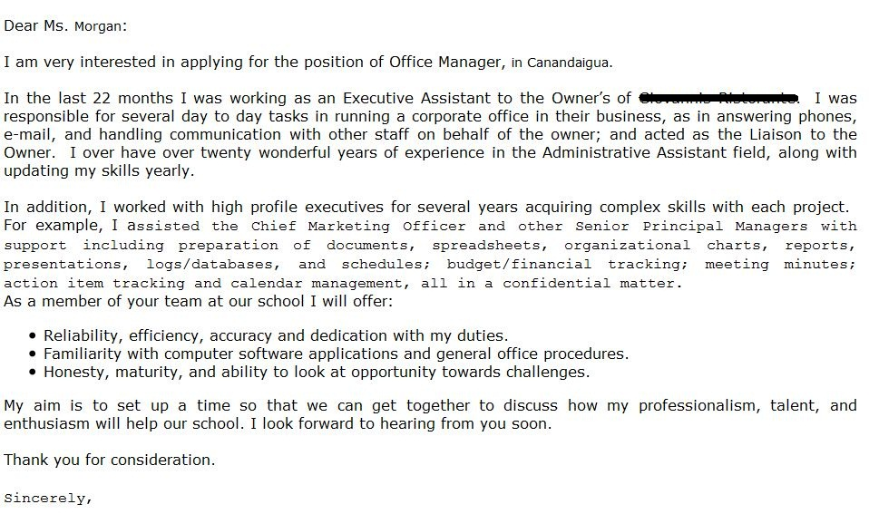 Don\u0027t Make These Mistakes on YOUR Cover Letter Career Sherpa