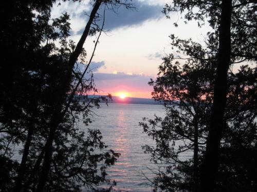 Shores of Lake Champlain