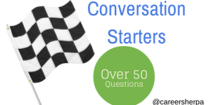 Networking Conversation Starters and Closings