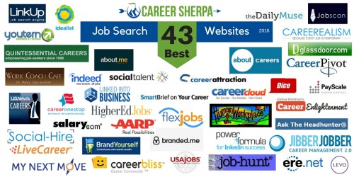 43 Best Job Search Websites 2016 2