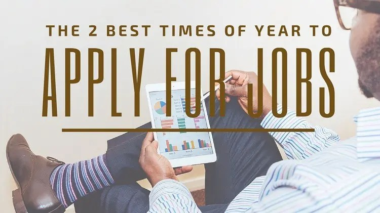 The Best Time to Look for a Job (And When to Avoid)