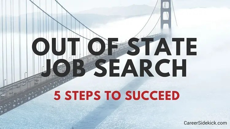 How to Get a Job in Another State - 5 Tips From a Recruiter \u2022 Career