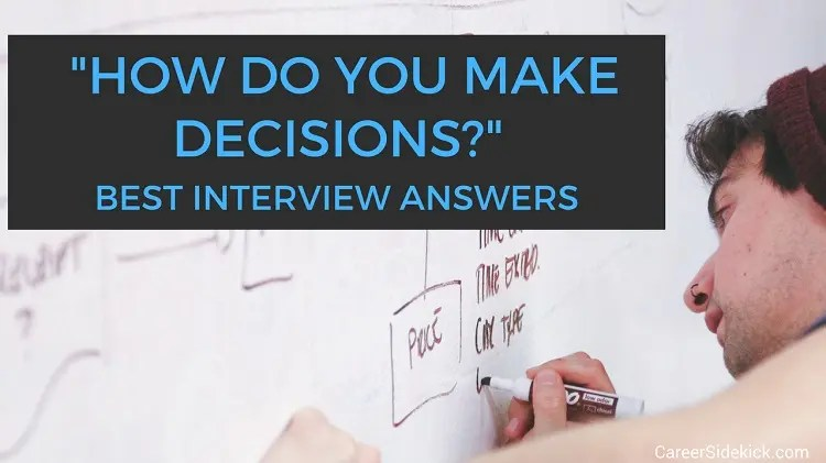 How Do You Make Decisions?\