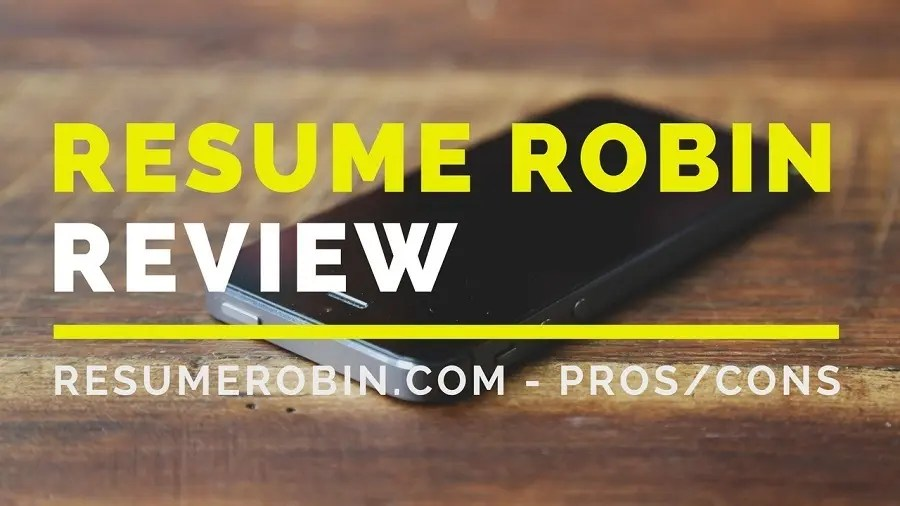 Resume Robin Review - Is The Resume Distribution Service Worth Using - resume com review