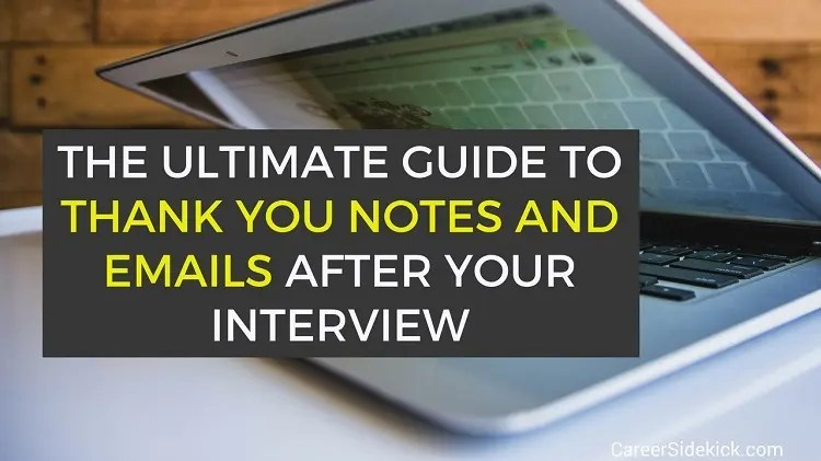 Best Sample Thank You Emails After an Interview (3 Examples