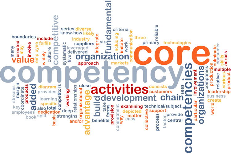 List of key competencies Careersmart