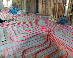 Radiant Heating Carefree Air Conditioning And Heating