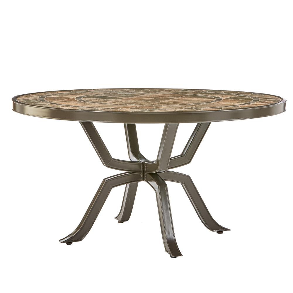 Patio Table Things To Consider While Choosing Round Outdoor Table Carehomedecor