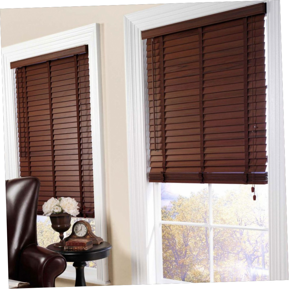 Spotlight Timber Venetians Give Attractive Appearance To Your Home By Spotlight Blinds