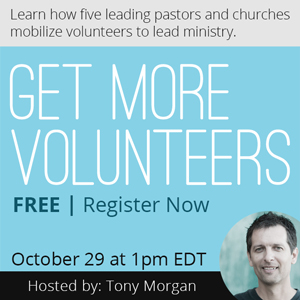 Get More Volunteers Event