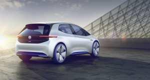 Volkswagen I.D. showcar