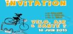 Les cyclistes moins exposés que les automobilistes à la pollution atmosphérique!