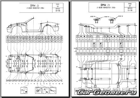 bmw e36 323i convertible fuse box diagram