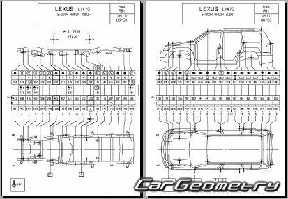 2005 lexus gx470 wiring diagram