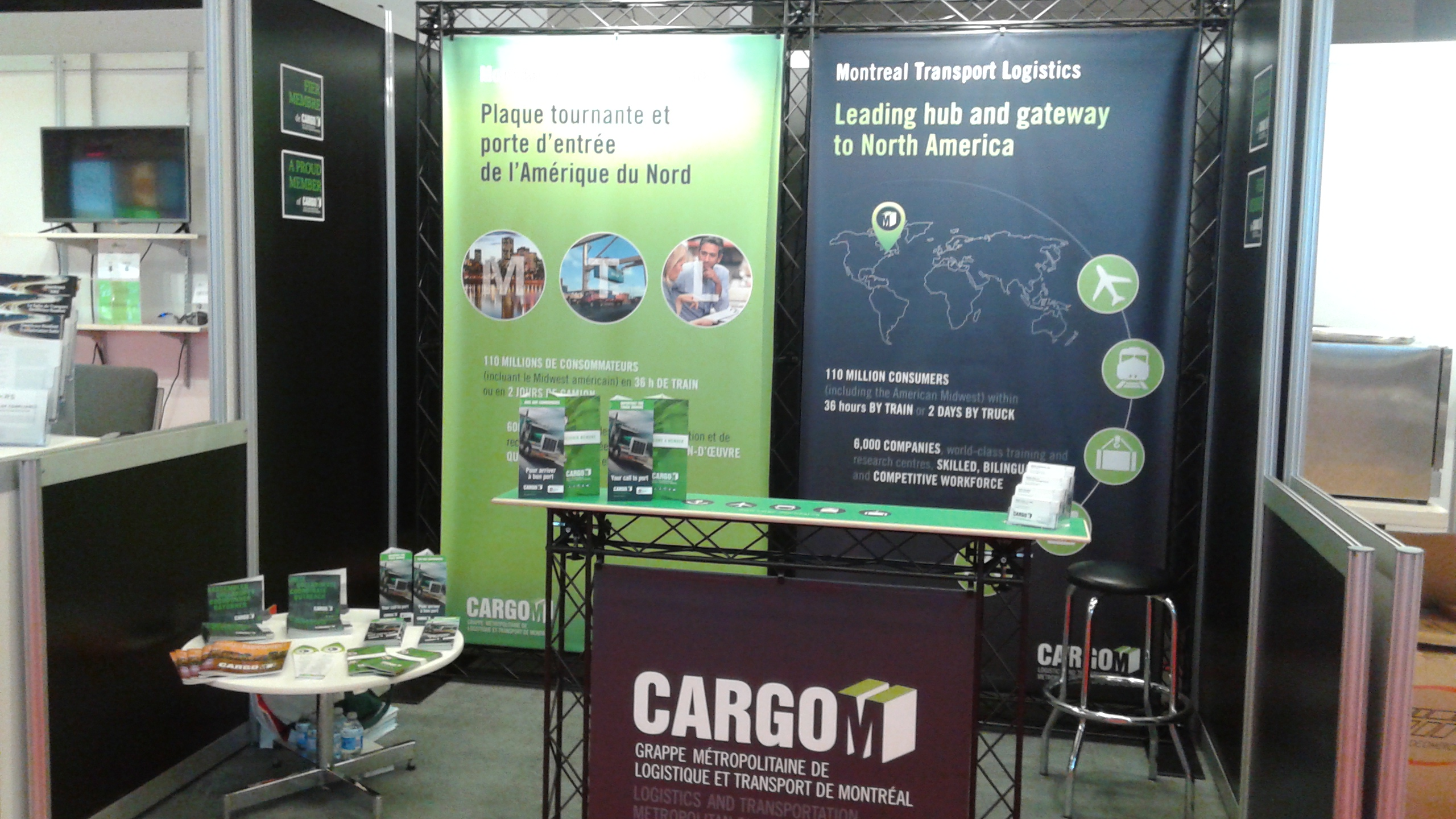 Salon International De L Alimentation MontrÉal 13 Au 15 Avril 2016 Cargom