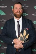 Sommelier de l'année: Marc Lamarre