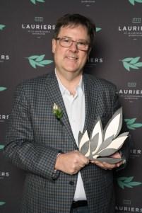 Évènement de l'année: Montréal en lumière - Jacques-André Dupont