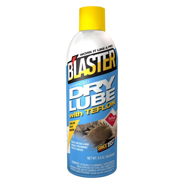 Teflon Spray B'laster® 16-tdl - Dry Lube With Teflon™ Aerosol Can 9.3 Oz