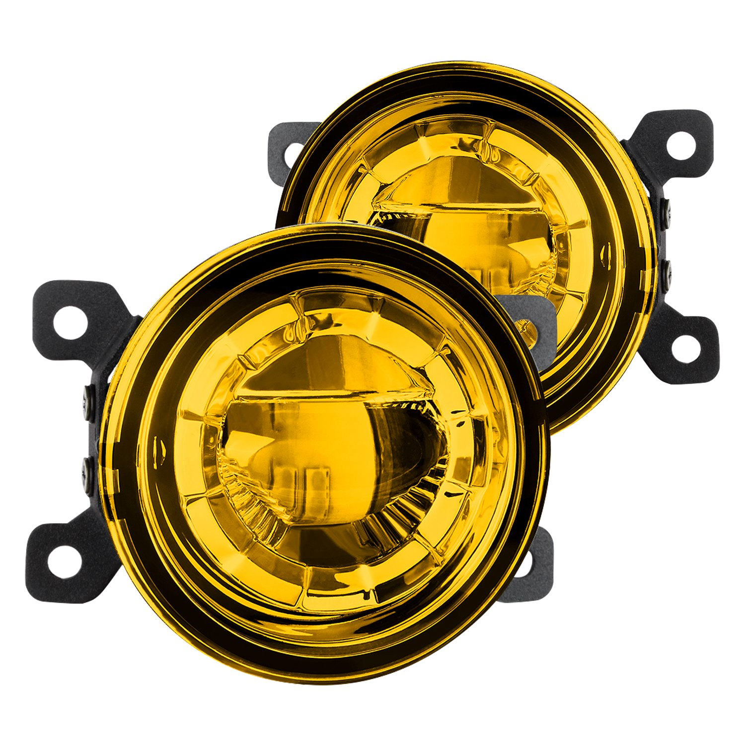 Yellow Led Lights Lumen Custom Fog Lights