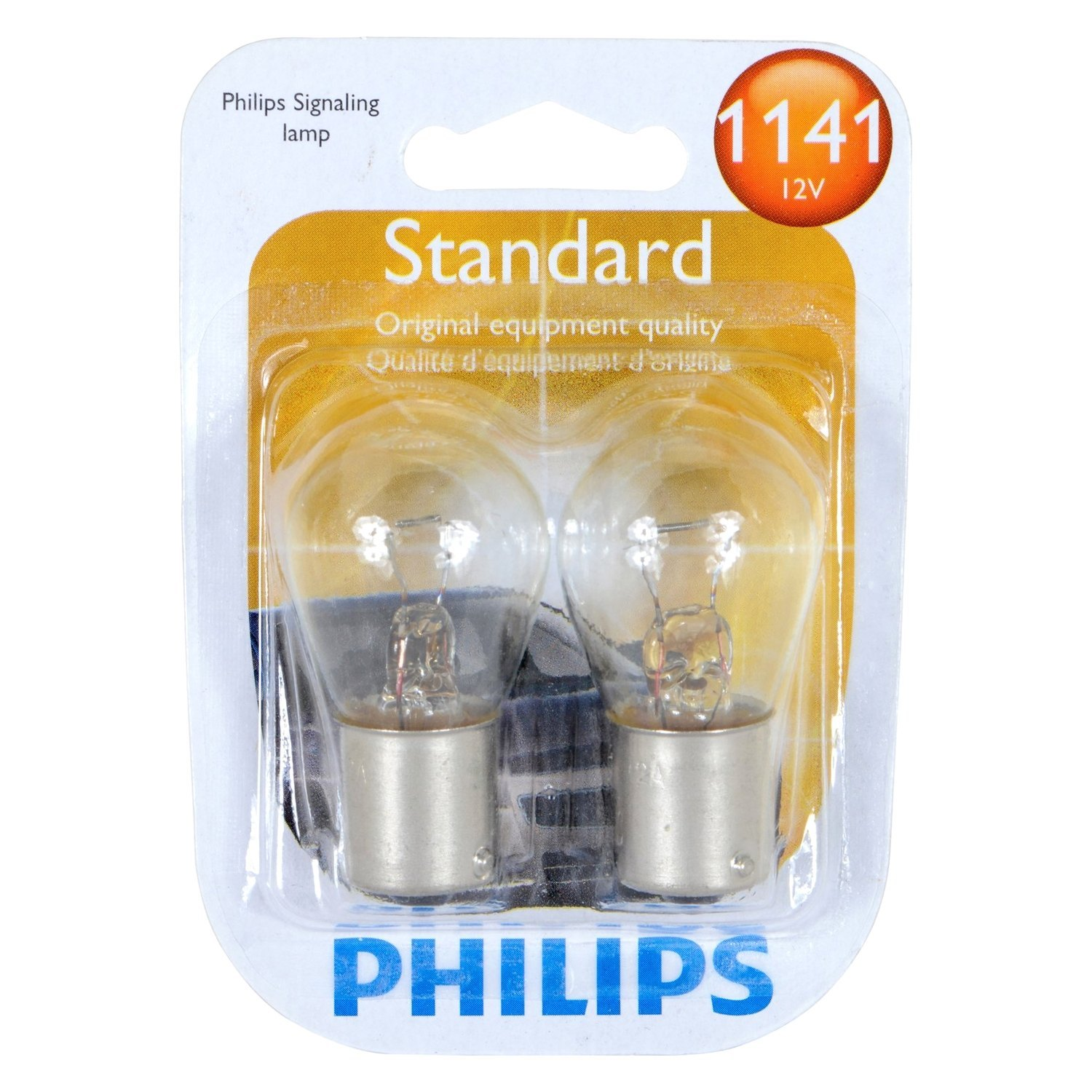 Bulb Philips Philips Ford Galaxie Galaxie 500 1964 Miniatures Stop