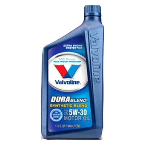 Valvoline 5w30 Valvoline 291-6 - Durablend Sae 5w-30 Synthetic Blend