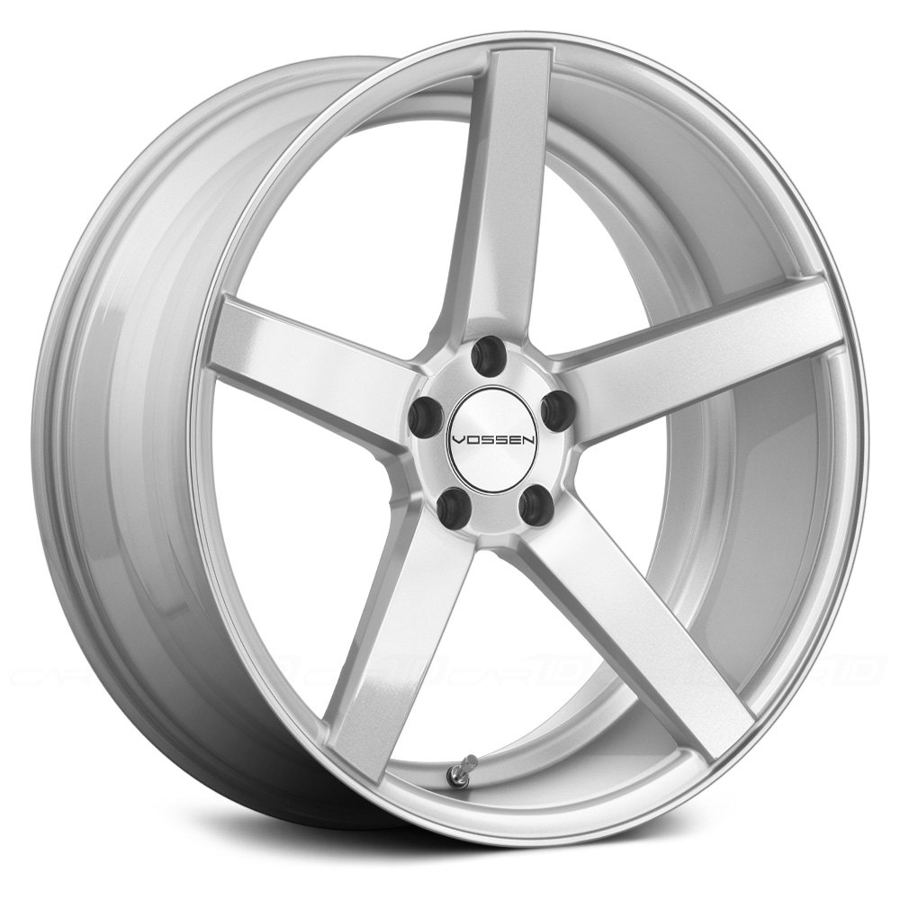 Vossen Handtücher Set Vossen Cv3-r Wheels 22x10.5 (set Of 4) - Silver Rims (+30