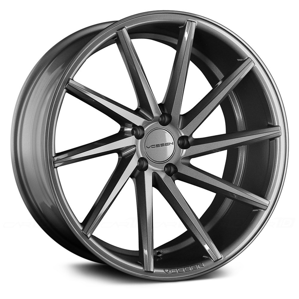 Vossen Handtücher Set Vossen Cvt Wheels 20x10.5 (set Of 4) - Graphite Rims (+45