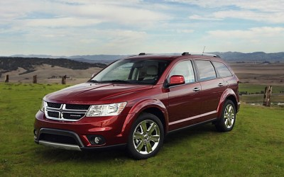Dodge Journey, a good idea | Fiat Group's World