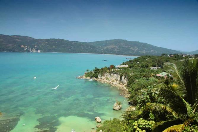 Jacmel Beach, Haiti, Courtesy TRL / Flickr
