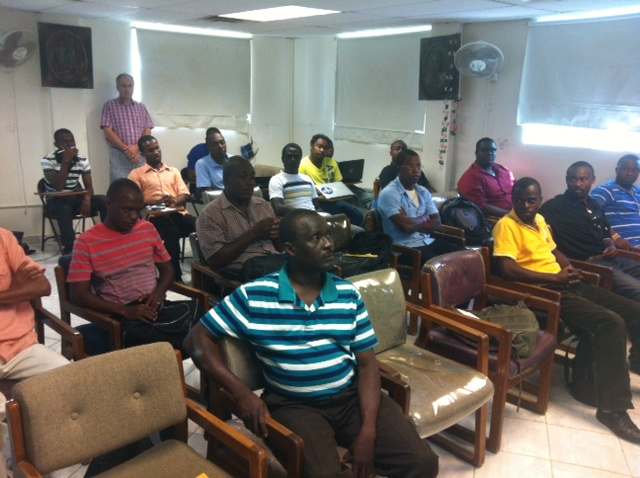 Haitian Medical Equipment Repair Technicians Need Help