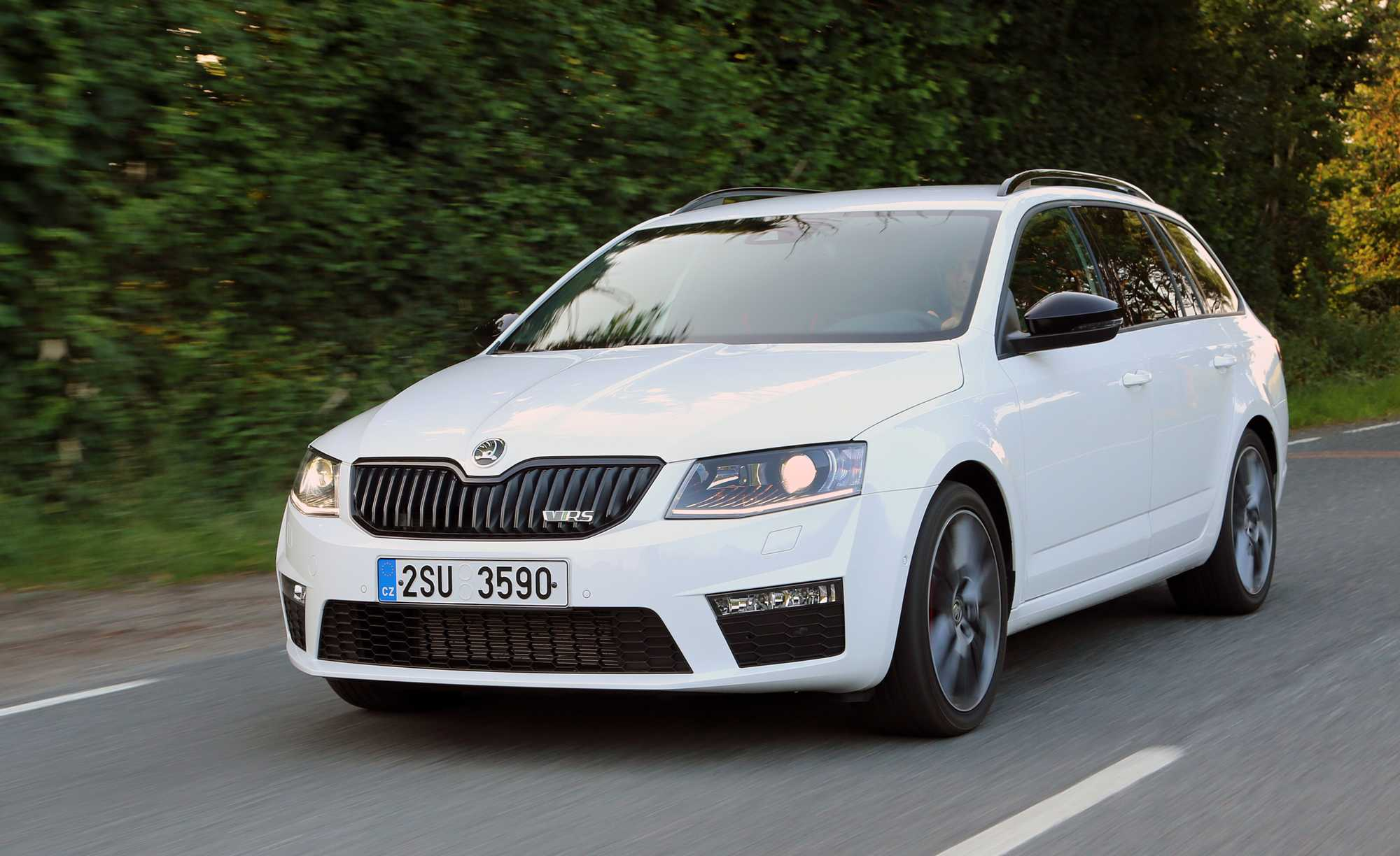 Skoda Octavia Vrs Estate Skoda Octavia Vrs Estate Review Car Keys