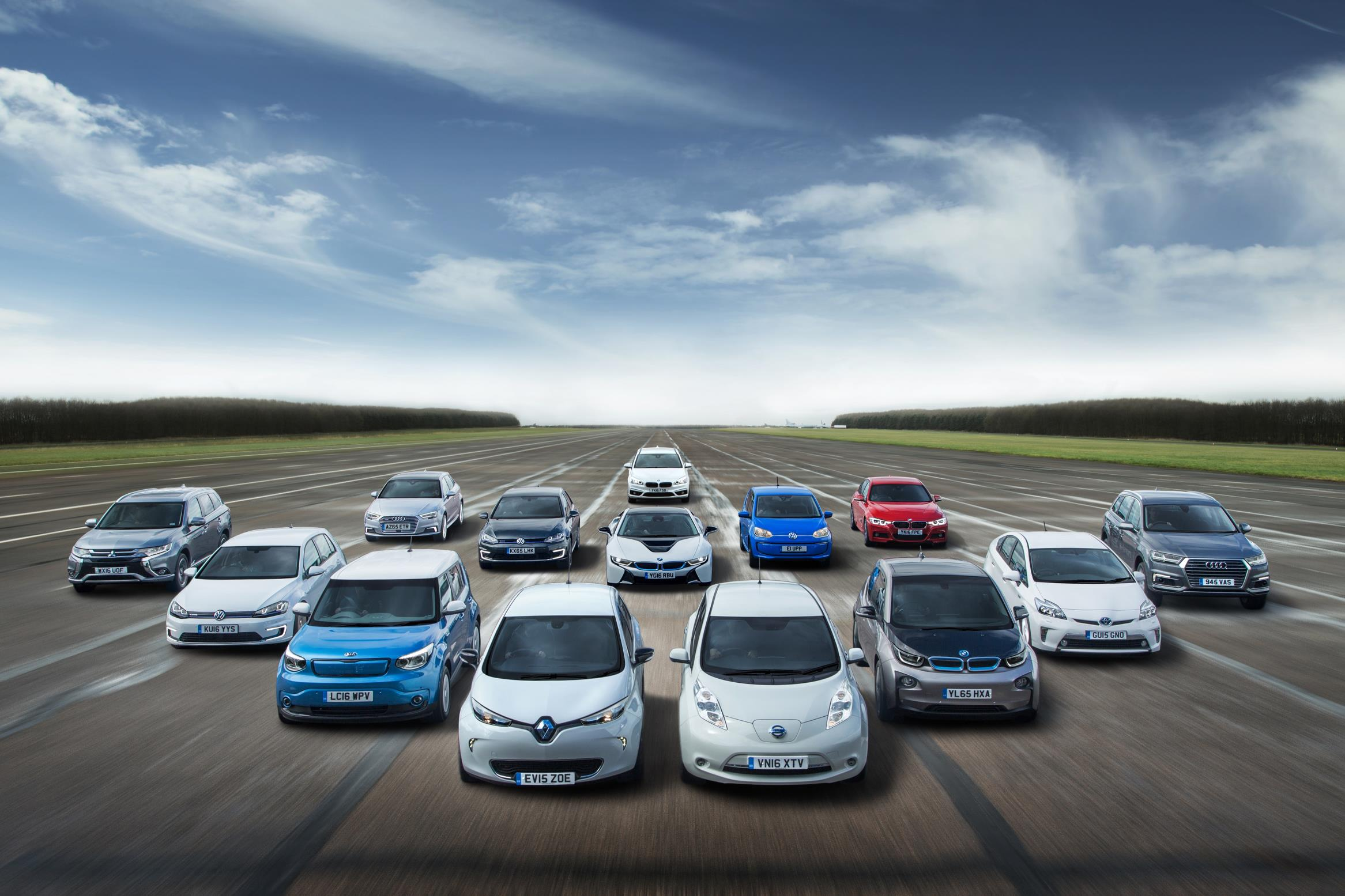Hybrid Cars 2017 Uk Uk Sales Of Electric And Hybrid Cars Hit Record High In