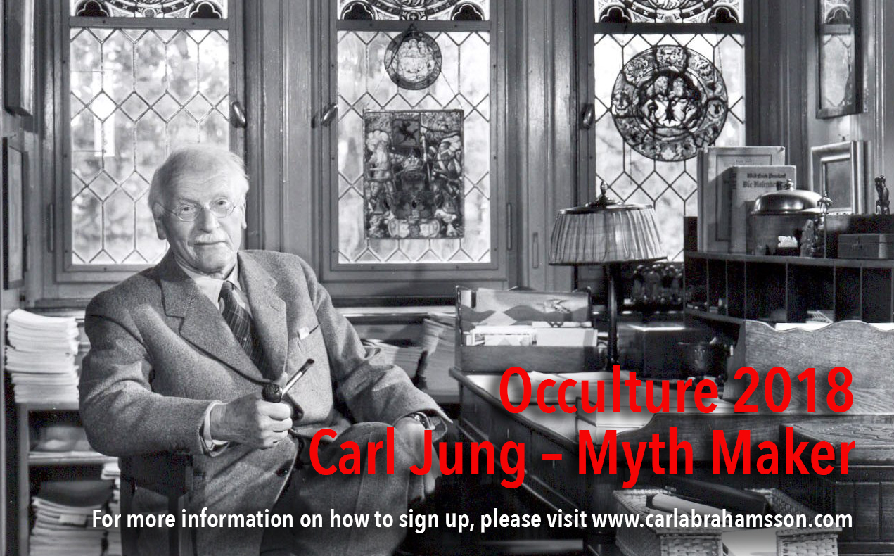 Jung Online Occulture Carl Jung Myth Maker Carl Abrahamsson
