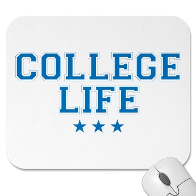 college semester The Sticky Egg