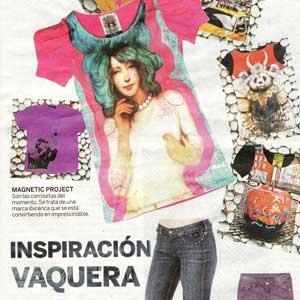 «Inspiración vaquera»