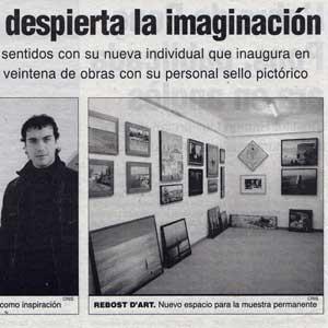 «La figura humana que despierta la imaginación»