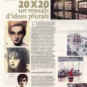 «20×20 un mosaic d'idees plurals»