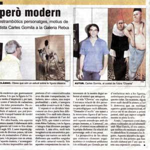 «Clàssic però modern»