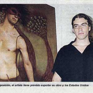 «Carles Gomila protagoniza una exposición en Artara»