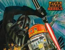 Vader vs. Chopper!