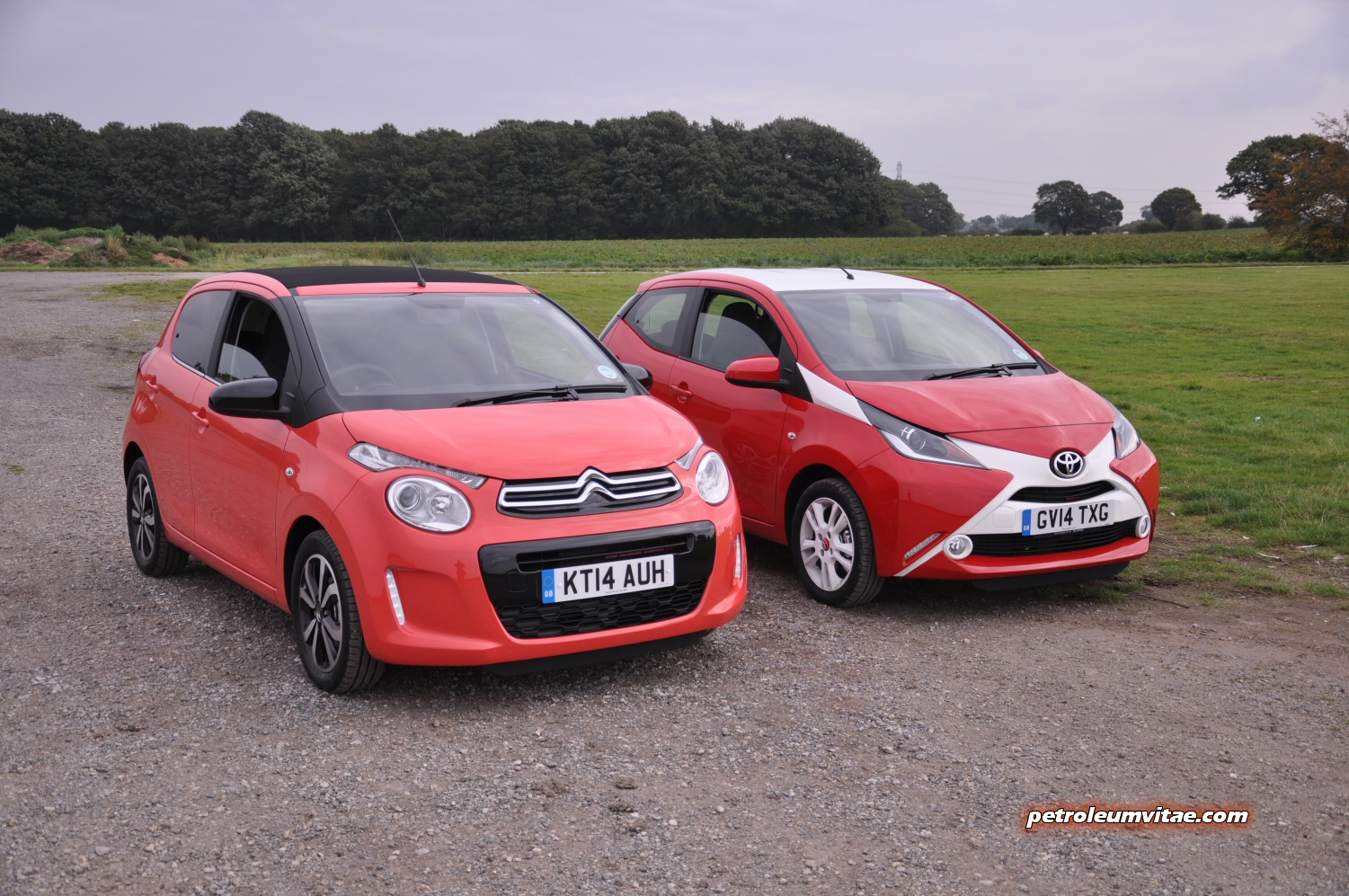 Citroen C1 Flair Review Meet Citroens New C1 And Hyundais New I10 Petroleum Vitae