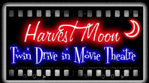 Harvest Moon Drive-In logo