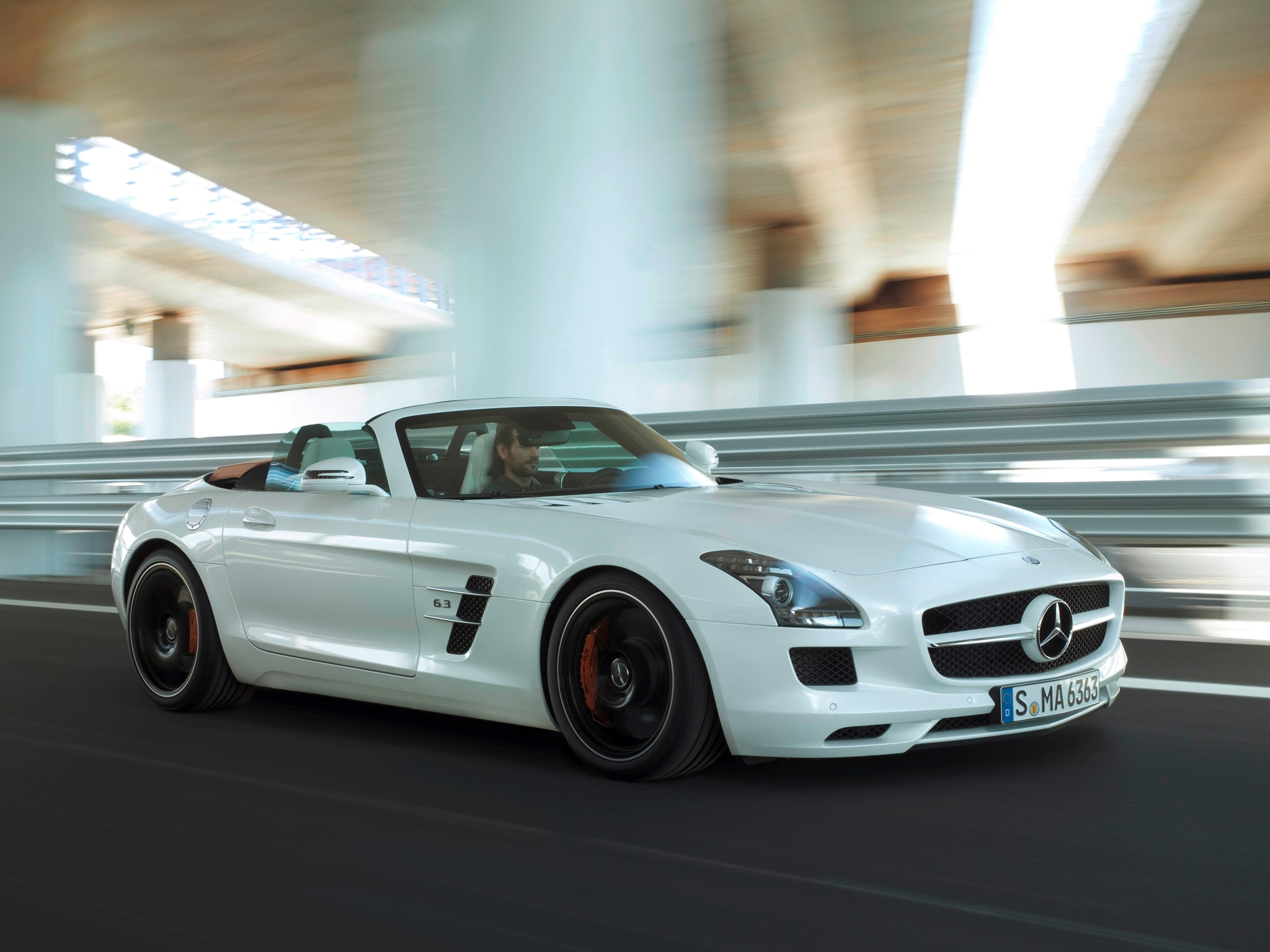 Mercedes - Benz Sls Amg Sls Amg Roadster C197 Sls Amg Mercedes Benz Base